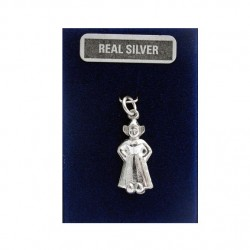 SILVER CHARM FARMERS WIFE 20 MM