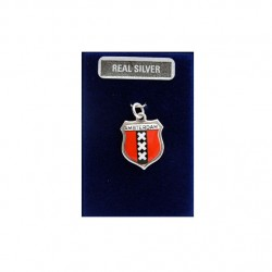 SILVER CHARM SIGN OF ARMS AMSTERDAM 16 MM